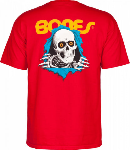 Powell Peralta Youth Ripper Red T-shirt