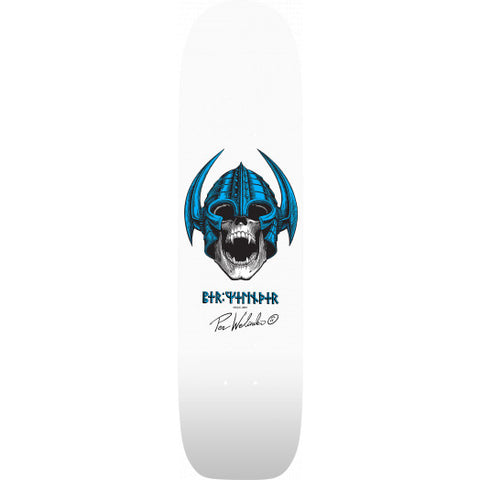 Powell Peralta Deck OG Per Welinder Freestyle White - 7.25 x 27