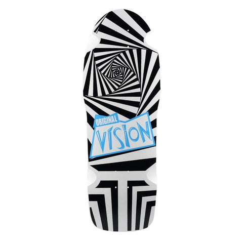 "VISION ORIGINAL DECK WHITE- 10""X30"""