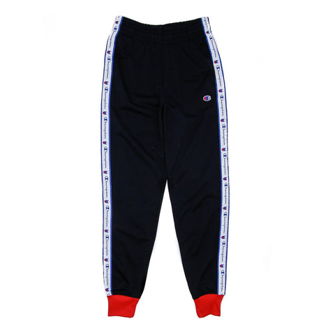 Champion Life® Men's Track Pant Black/Scarlet