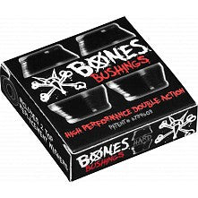 BONES WHEELS Bushing Hard Black Pack.