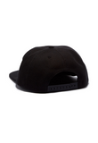 Thrasher Skategoat Wool Blend Snapback Black