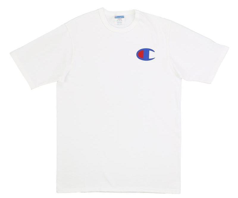 e38a8910 Champion Life® Patriotic C Logo T-Shirt White – CrazeeCausa