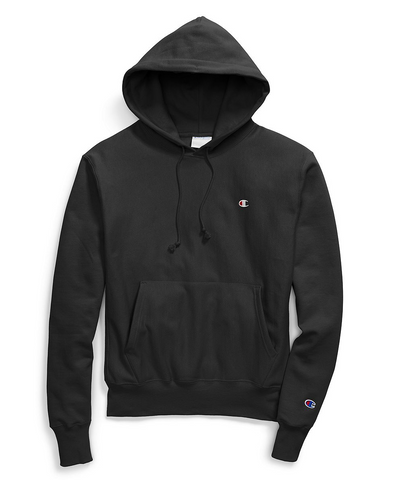 Champion Life Men's Reverse Weave® Pullover Hoodie Black