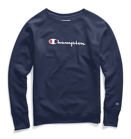 279b40b8e37 Champion Powerblend® Fleece Boyfriend Crew