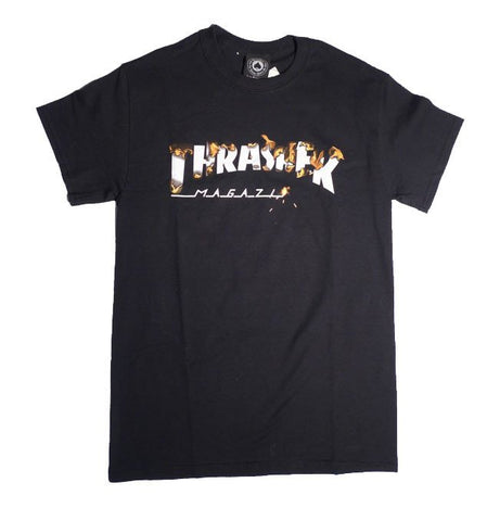 Thrasher Intro Burner Black
