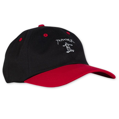 Gonz Old Timer Hat (Black/Red)