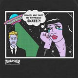 Thrasher Girls Alien Boyfriend Crewneck