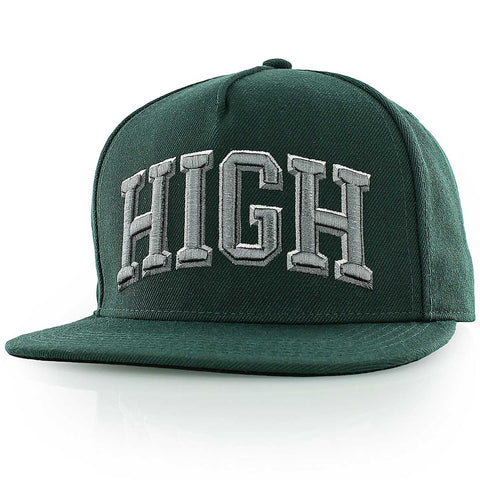 Odd Future Domo University High Snapback Green