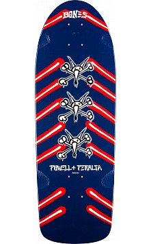 Powell Peralta Deck OG Rat Bones Skateboard NAVY