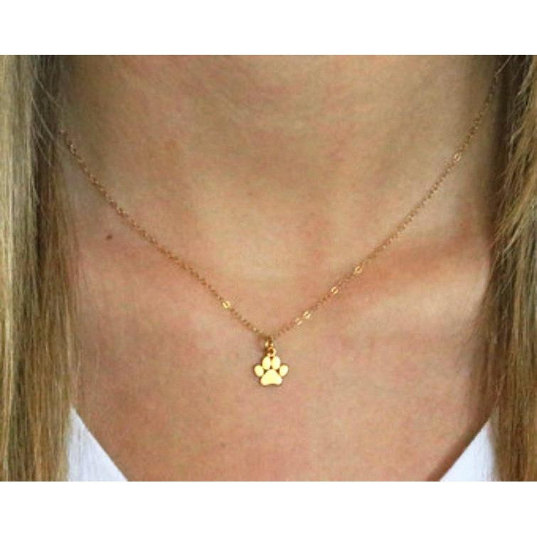 LITTLE PAW NECKLACE