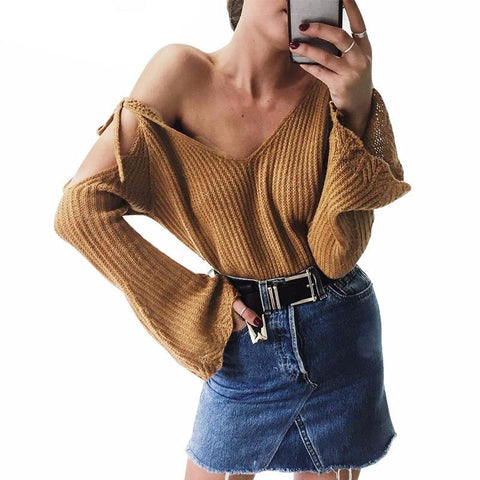 COCO KNITTED SWEATER