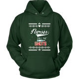 NURSES Call The SHOTS - Hoodie - Shopichic