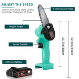 Rechargeable MINI Wood Cutting Chainsaw