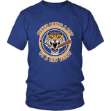 NEVER BRING A BAT TO A CAT FIGHT - Tshirt - Shopichic