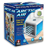 Arctic Air Cooler Personal Air Conditioner with LED lights - Shopichic
