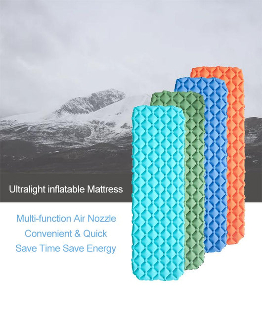 Inflatable Air Mattress Bed