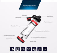 Smart Water Bottle - Shopichic