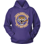 NEVER BRING A BAT TO A CAT FIGHT - Hoodie - Shopichic