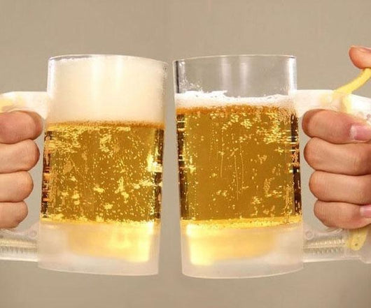 Beer Foaming Mug - Shopichic
