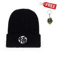 Dragon ball Beanie Goku Hat DBZ Winter Hat with Free DBZ Keychain - Shopichic