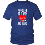 NURSES DO IT WITH LOVE - Thirt - Shopichic