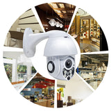 Outdoor Camera - Wifi Camera with Cloud Storage - Shopichic
