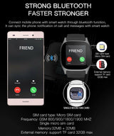 Smart Watch Bluetooth with Camera - Shopichic