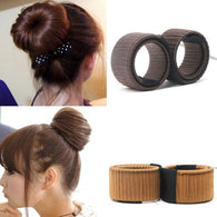 Do It Yourself Hair Bun Tool - Shopichic