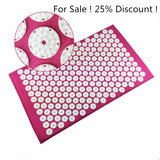 Acupuncture Mat - #1 Natural Back And Neck Pain Remedy - Shopichic