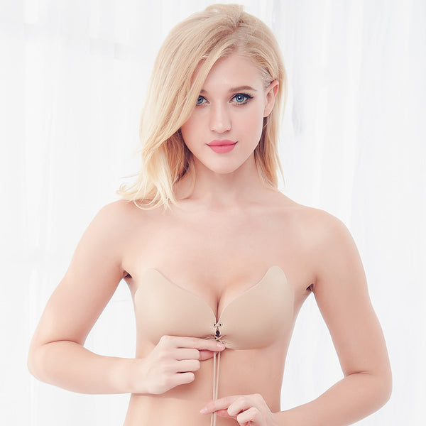Self Adhesive Strapless Bra - Shopichic