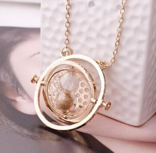 Time Turner Necklace - Shopichic