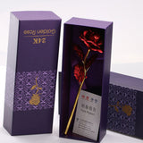 24k Gold Plated Rose - Shopichic
