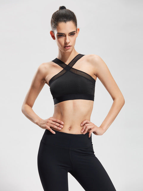 Sexy Sports Bra - Shopichic