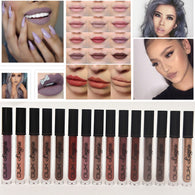 Matte Waterproof Liquid Lipstick - Shopichic
