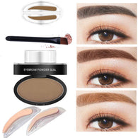 3-Second Waterproof Eyebrow Stamp - Shopichic