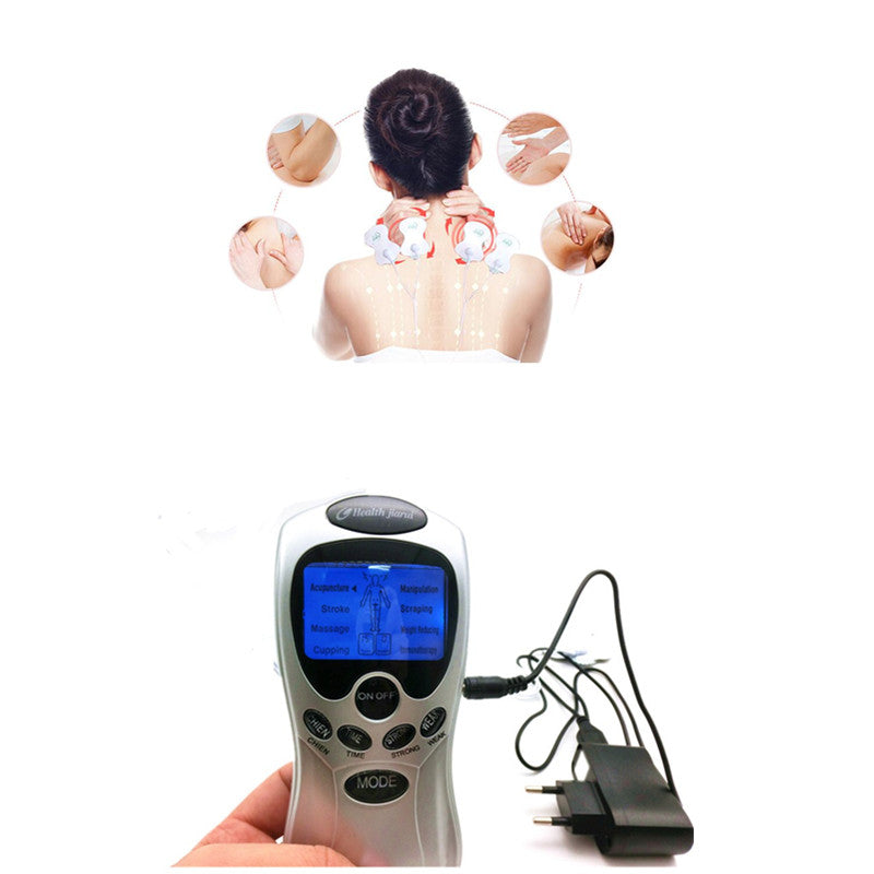4 in 1 Full Acupuncture Digital Massager - Shopichic