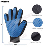 True Touch Five Finger Deshedding Glove - Shopichic