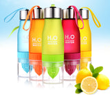 Fruit Juice Infusing Water Bottle - Shopichic