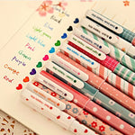Colorful Gel Pen Set