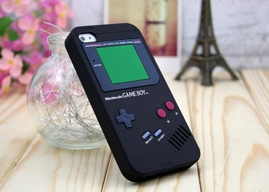 Gameboy iPhone Cases - Shopichic