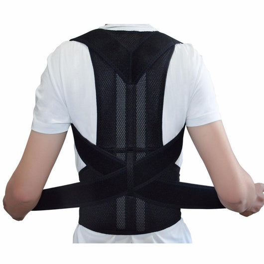 Magnetic Corset Back Shoulder Posture Corrector Men/Women - Shopichic
