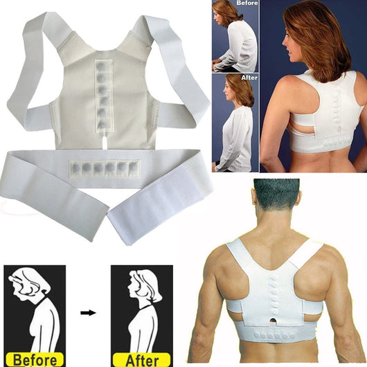 Magnetic Therapy Posture Correcting Support - Shopichic