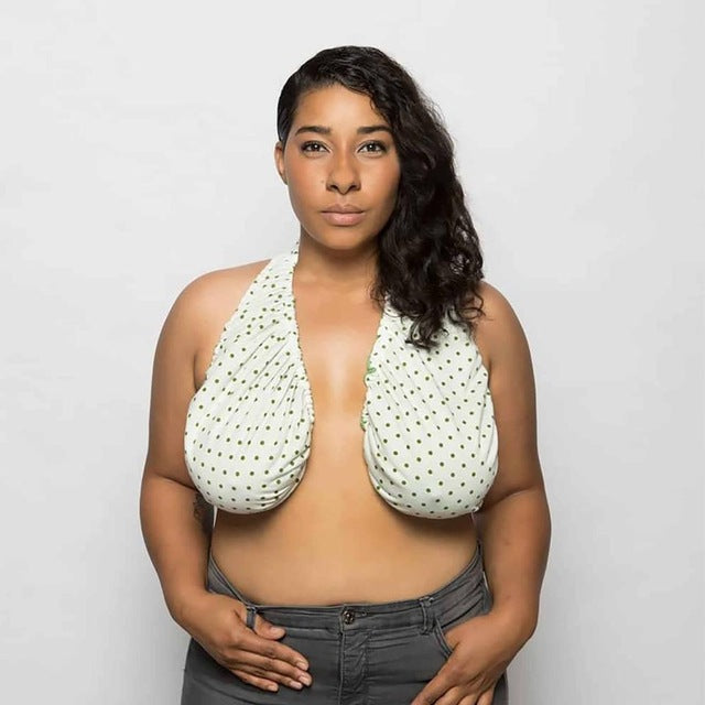 Genius-Looking Towel Bra - Shopichic