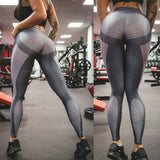 Steel Honeycomb Leggings - Shopichic