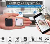 Mini Wireless IP Camera - Shopichic