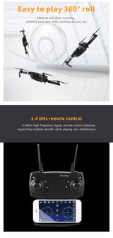 Quadcopter HD Camera Drone - Shopichic