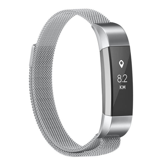 Milanese loop fitbit charge 2 bands - Shopichic
