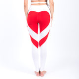 Heart Pattern Leggings