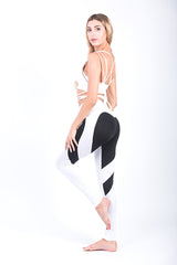 Heart Pattern Leggings - Shopichic